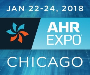 The AHR Expo 2018 in Chicago